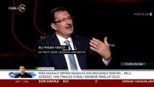 Ali İhsan Yavuz, 'Hiçbir şey olmasa da bir şeyler oldu' sözünü yıllar sonra açıkladı