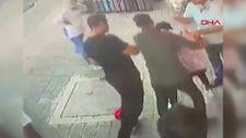 Eyüpsultan'da kadınların fotoğraflarını çektiği iddia edilen kişi darbedildi