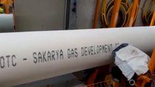 Karadeniz gazını taşıyacak boruların üretimine başlandı