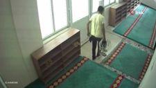 Osmaniye'de camide hırsızlık: Klima kablolarını çaldı
