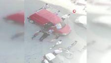 Arnavutköy'de sürücüye linç girişimi