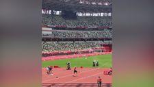 Milli ciritçimiz Eda Tuğsuz, Tokyo'da finale yükseldi