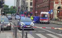 Polonya'da otobüs şoförü, kavga eden gençleri ezdi