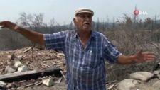 Antalya'da 4 evi yandı: 54 yıllık emeğim, 2 dakikada bitti
