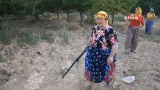 Aydın'da köylüler ormanı yakanların peşine düştü