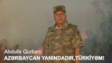 Azerbaycan'dan klip: Azerbaycan yanındadır, Türkiyem