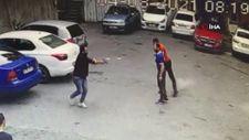Beyoğlu'nda iki kişiye kurşun yağdırdı