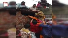 Hindistan'da sel felaketi: 15 ölü