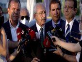 Kemal Kılıçdaroğlu'ndan THK ziyareti sonrası açıklama