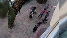 Denizli'de 2 kadın, engelli bir vatandaşı darbetti