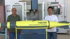 Malatya'da geliştirilen 'Yangın Söndürme Bombası' prototip üretim aşamasında