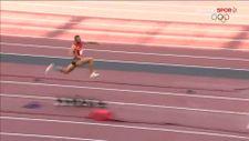 Milli atlet Necati Er, Tokyo'da üç adım uzun atlamada altıncı oldu