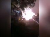 Ören'deki termik santralde patlamalar başladı