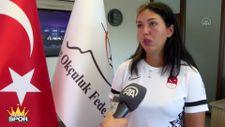 Yasemin Ecem Anagöz: Olimpiyat dördüncülüğüne üzülür olduk
