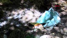 Ankara'da bahçesinde 10 köpek ölüsü bulundu
