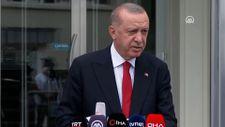 Cumhurbaşkanı Erdoğan: Yanan bölgeler tekrar ağaçlandırılacak
