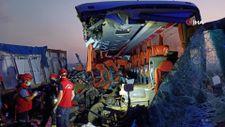 Manisa'da feci kaza: Çok sayıda ölü var