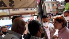 Meral Akşener'den Bartınlı vatandaşa 'Haram olsun' tepkisi