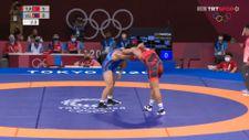 Taha Akgül'ün bronz madalya performansı