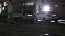 Ankara'da akaryakıt istasyonu patladı