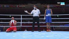 Busenaz Sürmeneli altın madalya kazandı