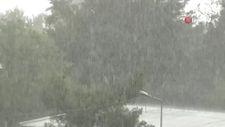 Diyarbakır'da şiddetli yağmur