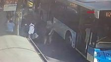 Fatih'te otobüste çıkan maske kavgası hastanede bitti