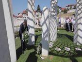 Aliya İzetbegoviç doğumunun 96. yılında kabri başında anıldı