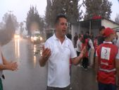 Antalya Manavgat'ta kuvvetli yağış