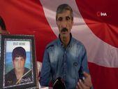 Diyarbakırlı baba: PKK dağdan gelip kaçırmıyor, HDP yolluyor