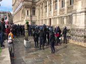 Fransa'daki protestolarda AA muhabirine müdahale