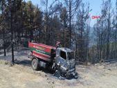 Manavgat'ta yanan 60 bin hektar ormanlık alanda 1 milyar TL'lik zarar oluştu
