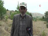 Nevşehir'de Ahmet Dede, kasabasında bulunan dağa 34 yıldır fidan dikiyor