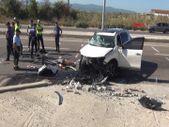 Tekirdağ'daki kazada eşini ve 2 kızını kaybeden sürücü tedaviye alındı