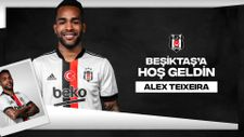 Beşiktaş Alex Teixeira'yı duyurdu