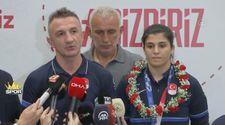 Busenaz'ın hocası Cahit Süme: Olimpiyat duygusunu iliklerimize kadar hissettik