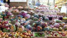 Edirne'de mis kokulu meyve sabunları tekrar canlandı