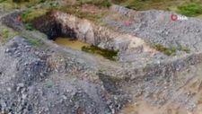 Göçbeyli ve Ballıca'nın kanalizasyon atığı, foseptik yerine Ömerli Barajı'na akıyor