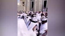 Katar'da seçim yasası protestosu