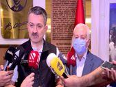 Bekir Pakdemirli: Azerbaycanlı kardeşlerime teşekkür ediyorum