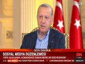 Cumhurbaşkanı Erdoğan: Sanatçılar sanatını icra etsin