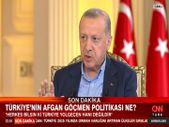 Cumhurbaşkanı Erdoğan: Türkiye yolgeçen hanı değildir