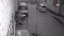 Osmaniye'de hırsız motosikletin benzinini çaldı