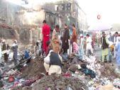 Afganistan'da Taliban'ın ele geçirdiği Kunduz kenti görüntülendi