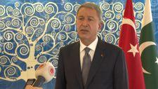 Bakan Hulusi Akar sınır güvenliğine ilişkin konuştu