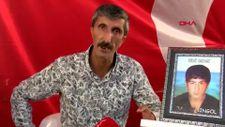 Evlat nöbetindeki baba oğluna seslendi: Türk askerine teslim ol