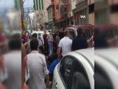 Giresun'da araçtan ateş açıldı, 1 polis yaralandı