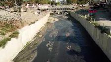 Haramidere'den yayılan kanalizasyon kokuları, vatandaşları mağdur etti