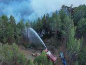 Muğla Köyceğiz yangını kontrol altına alındı