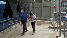 Zonguldak'ta öğrenci apartı karşısında mastürbasyon yapan kişi gözaltına alındı